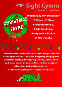 Christmas Fayre - facebook pic