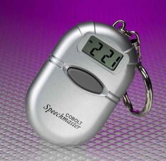 talking key chain