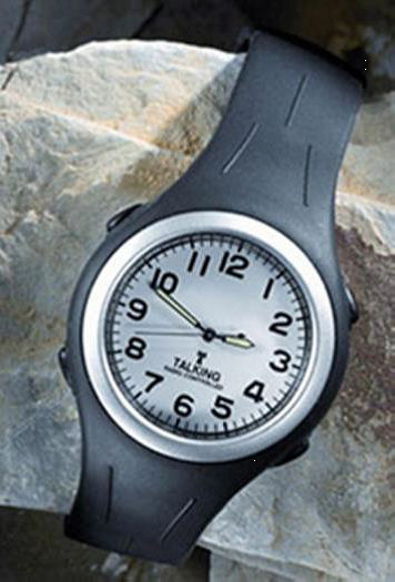 visually impaired watch