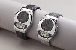 watches, visually impaired watch